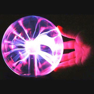 Plasma lightning ball