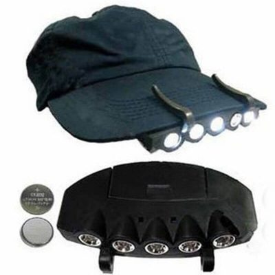 Clip-On Led Caps