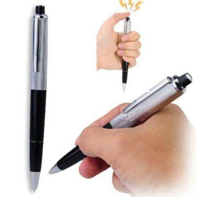 Electric Shock Prank Pen