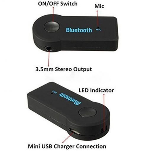 Bluetooth Aux 4
