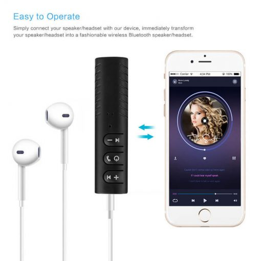 Wireless Bluetooth AUX