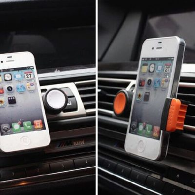 360 Rotating Car air vent