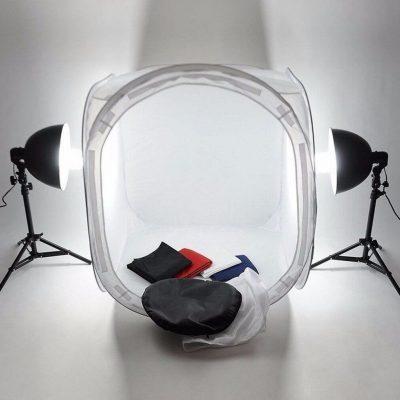 60x60x60cm Photo Studio