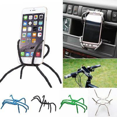 Spider mobileholder