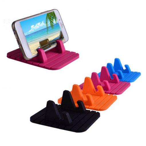 Black mobile holder