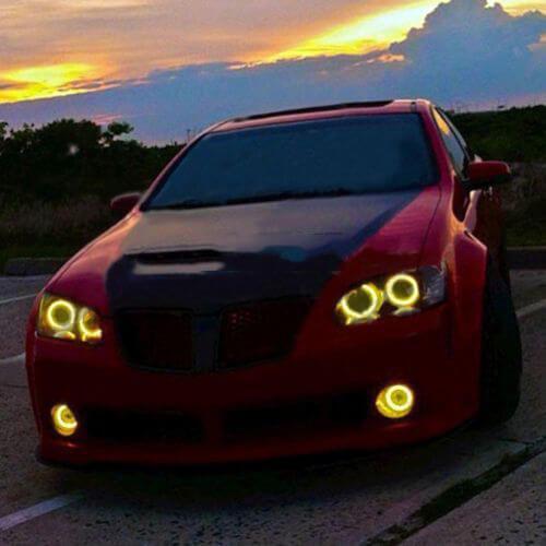cob car angeleye