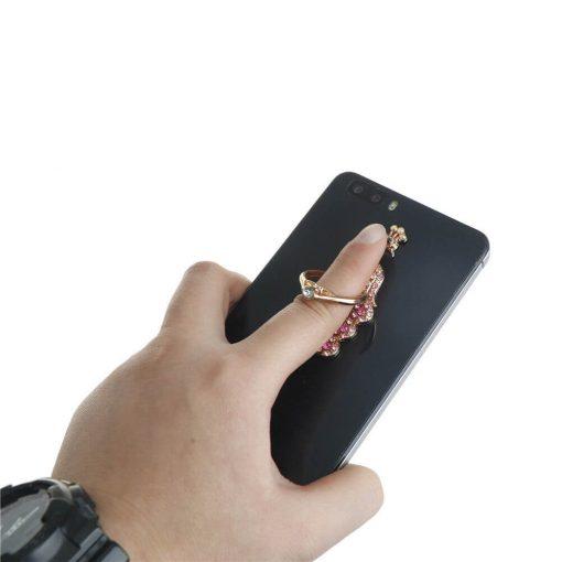 PÅFUGL mobil ring
