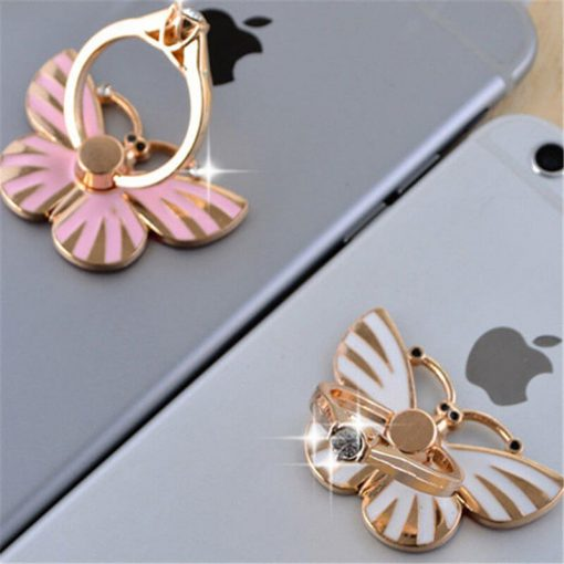 butterfly mobile ring