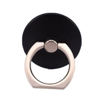 Black Mobile Ring